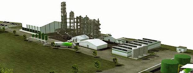 biobrændsel anlæg